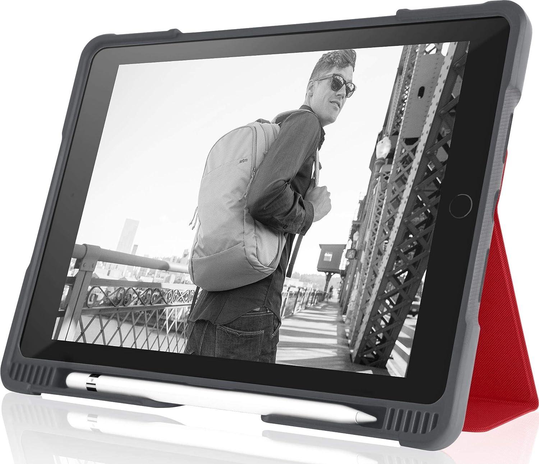 STM Dux Plus Housse pour iPad 9, 7 Pro –  Bleu 7Pro-Bleu stm-222-129JX-25
