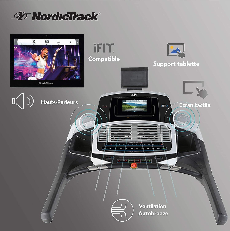 NORDIC TRAX - Cinta De Correr New T14.0 Nordictrack: Amazon.es ...