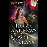 Magic Slays (Kate Daniels Book 5) (English Edition)