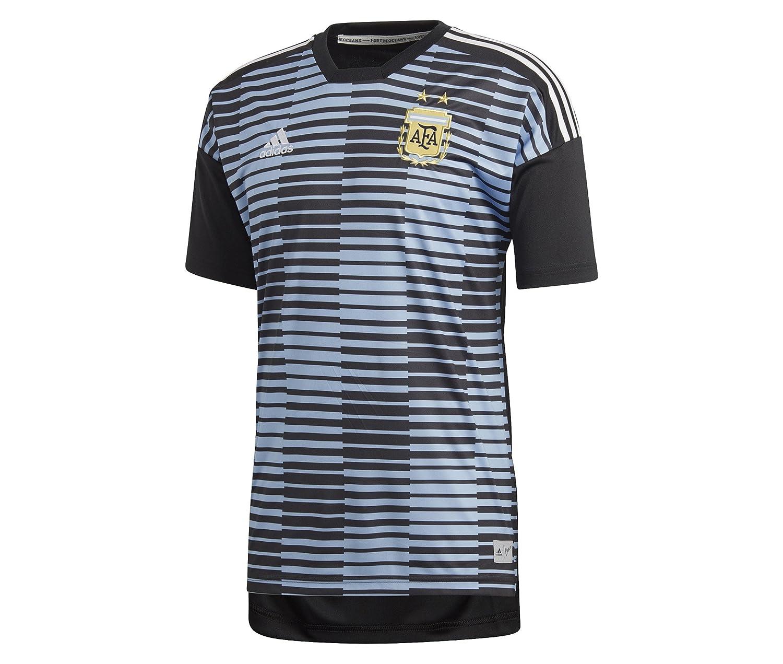 adidas Herren Argentinien Heim Pre-Match Shirt