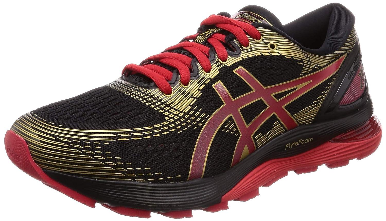 noir Classic rouge ASICS Gel-Nimbus 21, Chaussures de FonctionneHommest Homme