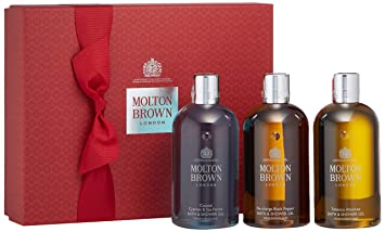 61c88a5850e7 Image Unavailable. Image not available for. Color  Molton Brown Adventurous  Experiences Bath   Shower Gift Set