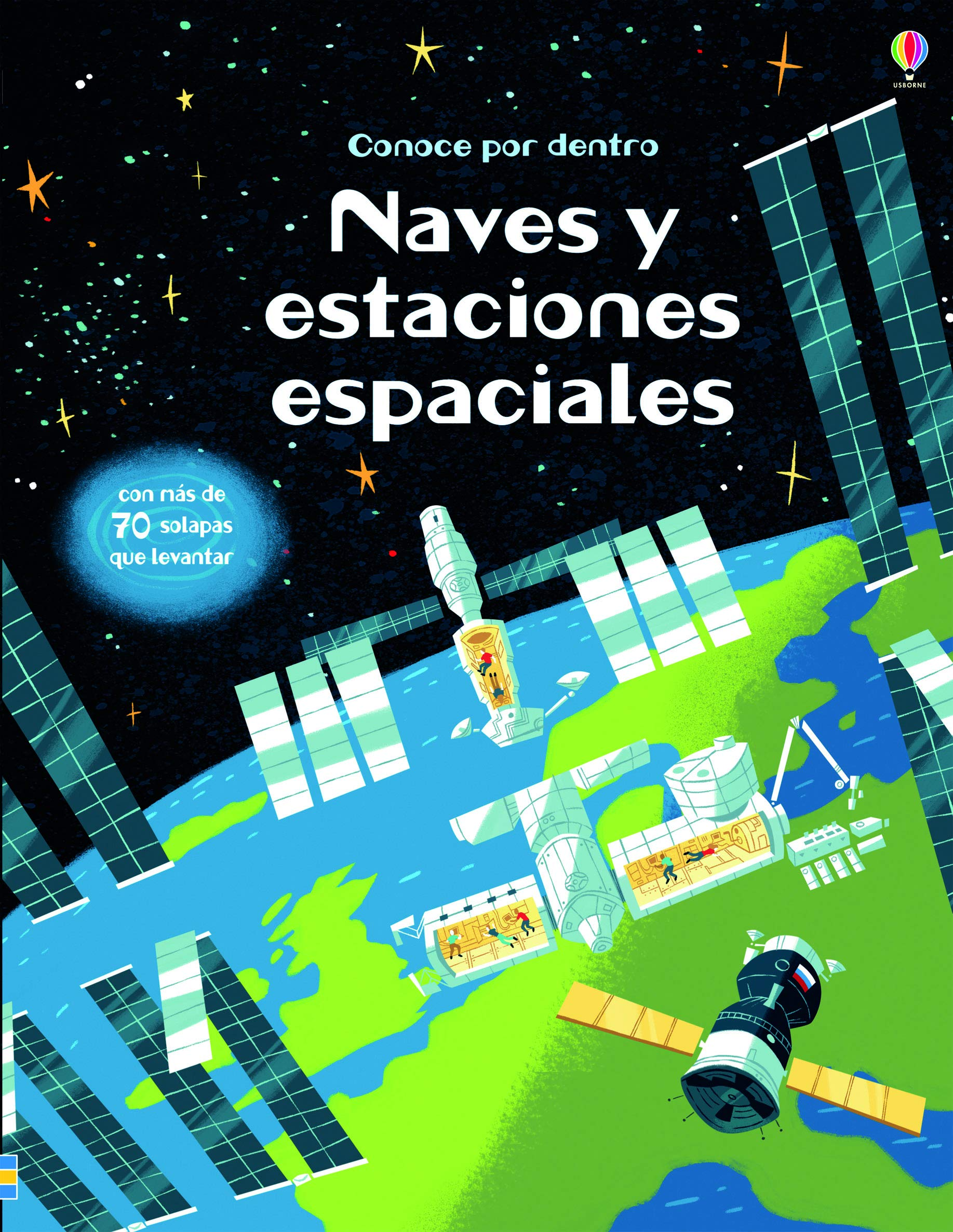 NAVES Y ESTACIONES ESPACIALES (Spanish) Paperback