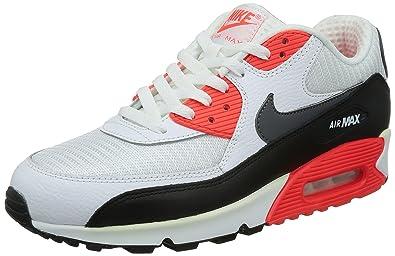 Replica Herren Nike Air Max 90 Sneakers Schwarz Grün