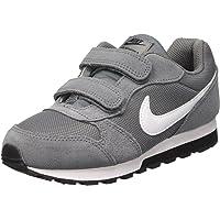 Nike Wolf Grey / Blk-ttl Crmsn-white, Zapatillas, Bebé-Niños