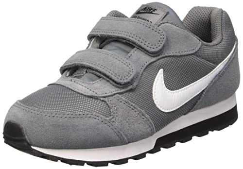 well known official order Nike Unisex-Kinder Md Runner 2 Sneaker, Schwarz