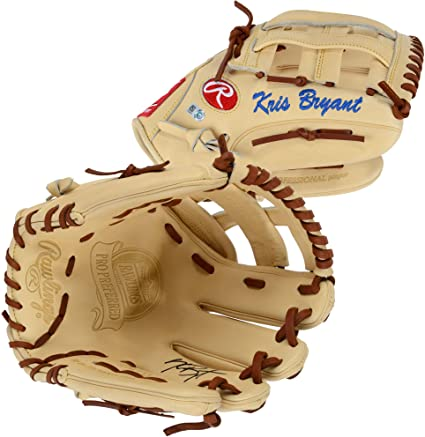 6d679c699 Kris Bryant Chicago Cubs Autographed Rawlings Game Model Glove - Fanatics  Authentic Certified - Autographed MLB