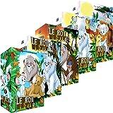 Le Roi Léo - Intégrale - Pack 5 Coffrets (20 DVD)