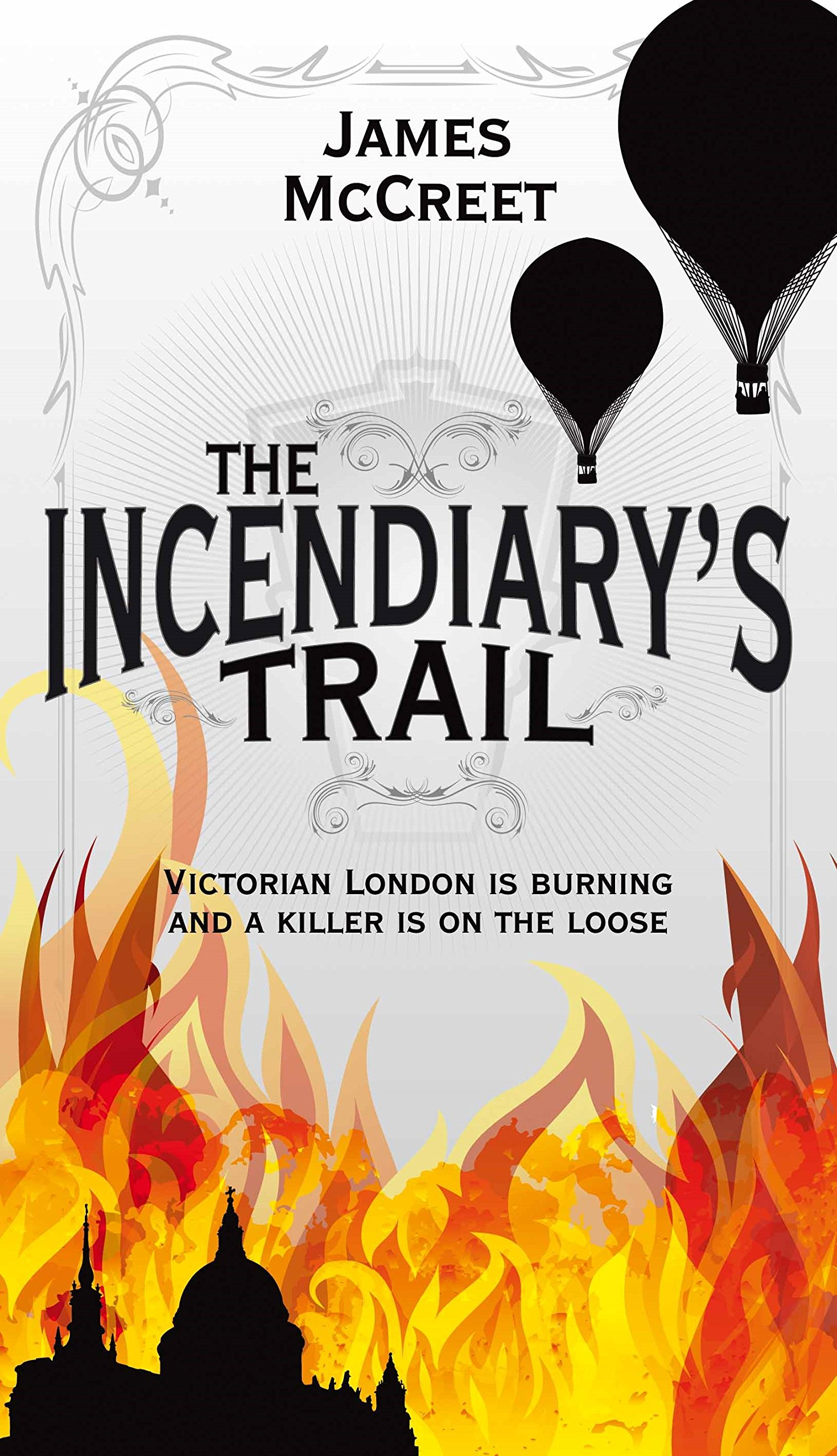 Amazon.com: The Incendiary's Trail (Macmillan New Writing) (9780230736276):  James Mccreet: Books