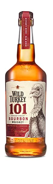 Wild Turkey 101 Bourbon Whiskey, 70 cl-Best-Popular-Product