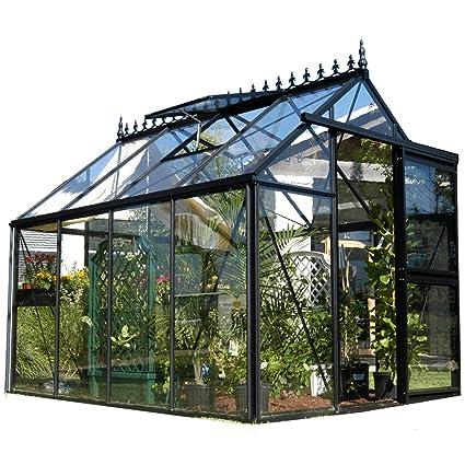 Astounding Exaco Junior Victorian J Vic 23 79 Square Foot Greenhouse Home Remodeling Inspirations Basidirectenergyitoicom