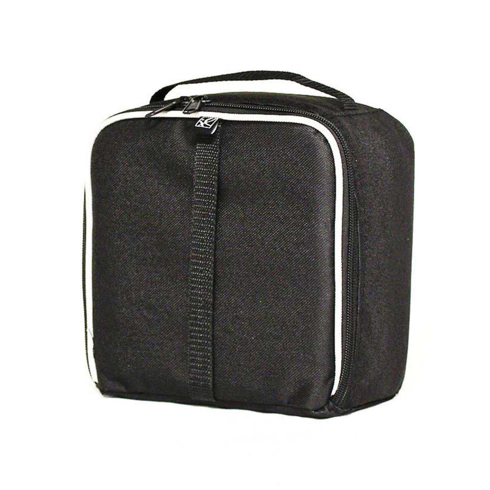 J.L. Childress Cooler Cube Food and Bottle Bag, Black