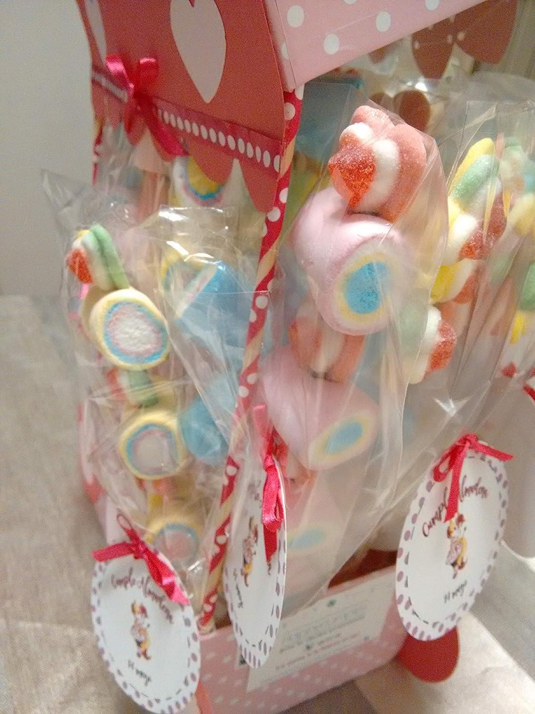 Carrito para chuches - Expositor para dulces Persnalizado ...