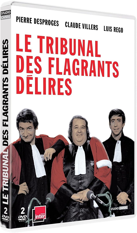 DÉLIRES TÉLÉCHARGER DES LE TRIBUNAL FLAGRANTS