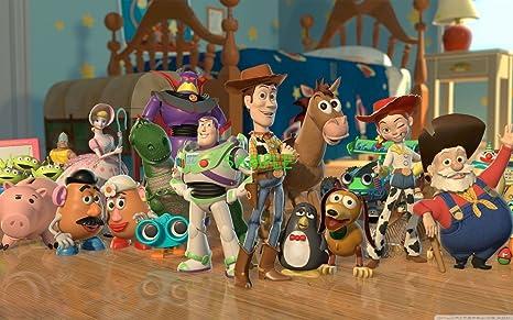 Amazon.com: sdore Toy Story fundido Comestible Glaseado ...