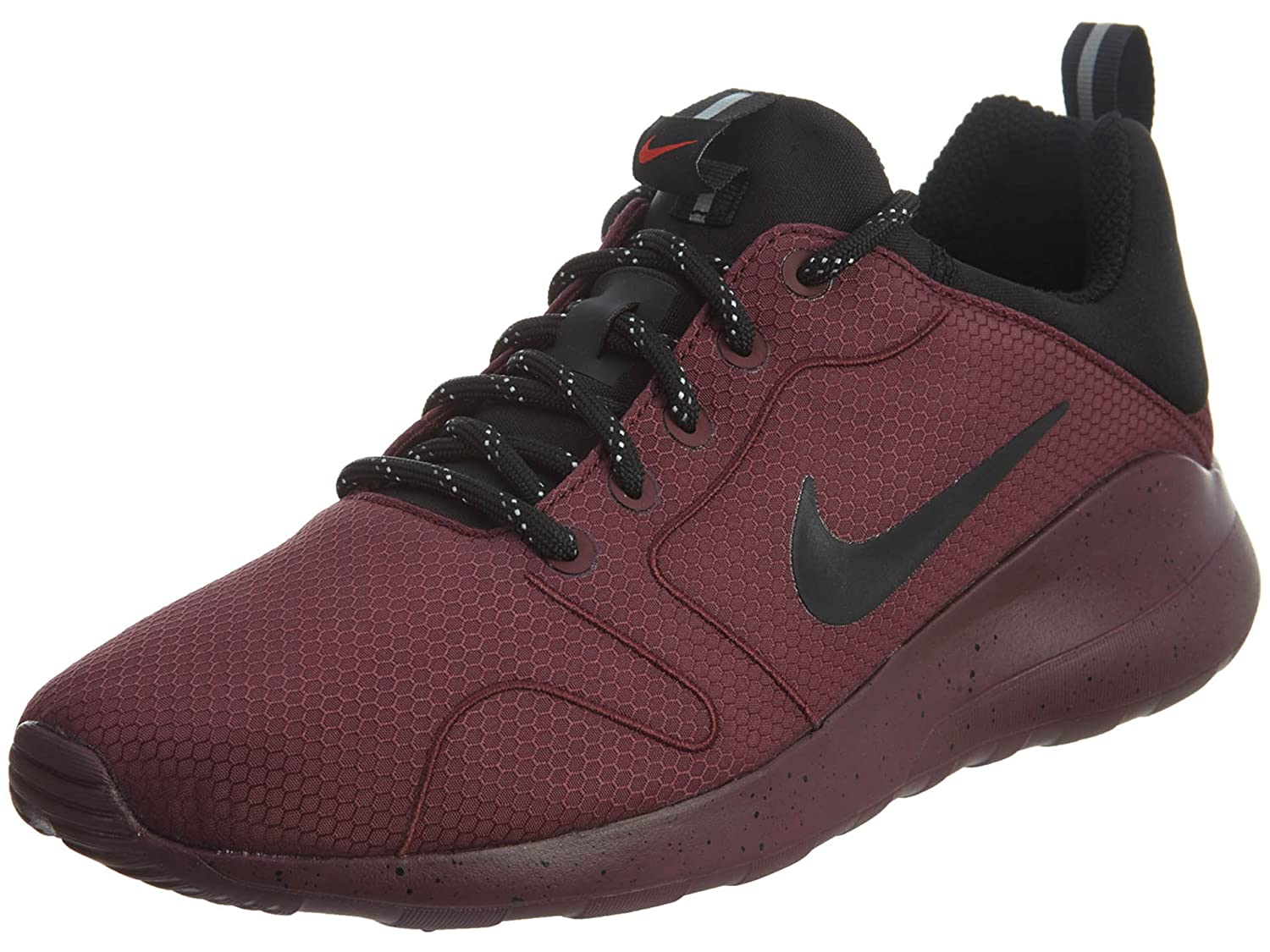 official photos e9f8c a6297 Nike Kaishi 2.0 SE Men s Shoes Night Maroon Black Light Crimson 844838-600  (10 D(M) US)  Buy Online at Low Prices in India - Amazon.in