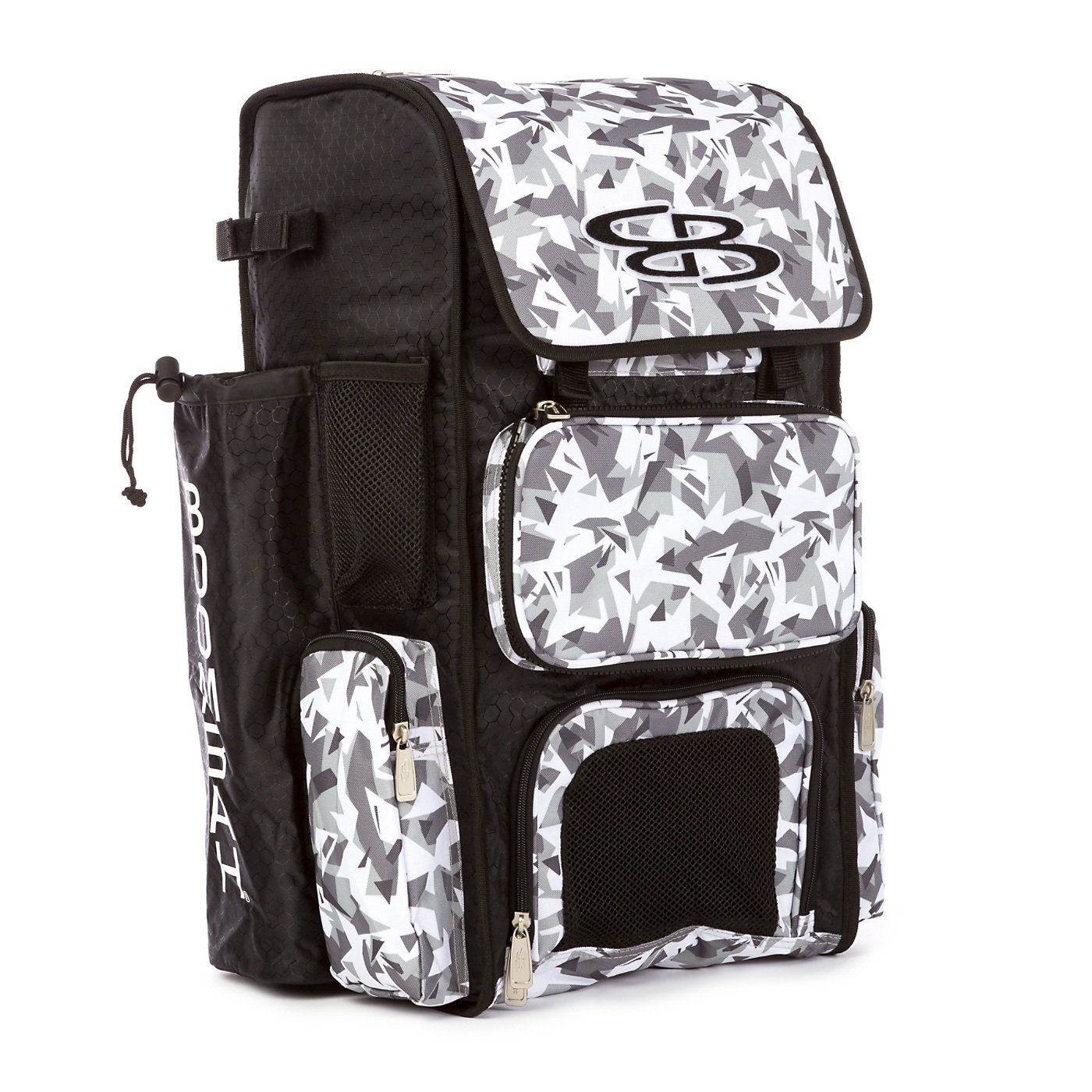 Boombah Superpack Bat Pack -Backpack Version (no wheels)