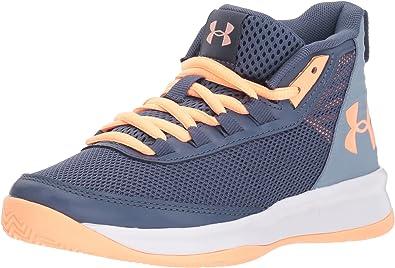 cocinero a pesar de Illinois  Under Armour Boy's Pre School Jet 2018 Basketball Shoes: Amazon.ca: Shoes &  Handbags