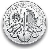 Silbermünze Wiener Philharmoniker - 2017 - 1 Unze - einzeln in Münzkapsel verpackt