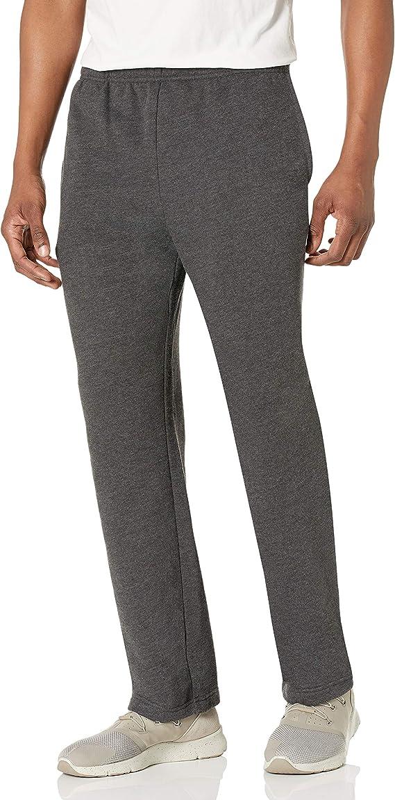 grey sweatpants