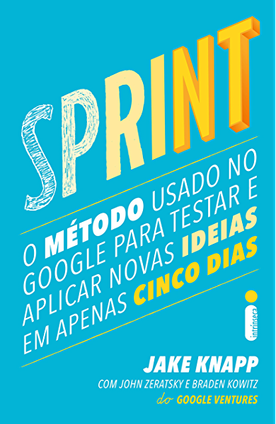 Amazon Com Sprint Portuguese Edition Ebook Knapp Jake Zeratsky John Kowitz Braden Kindle Store