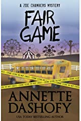Fair Game (A Zoe Chambers Mystery Book 8) Kindle Edition