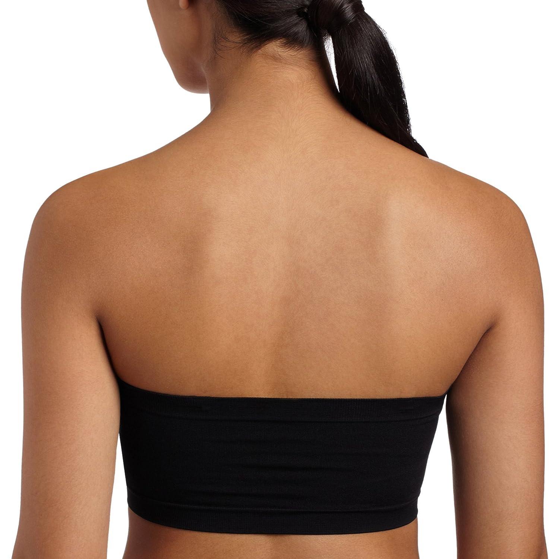 f0a4979e58 Fashion Forms Women s Bandeau Bra at Amazon Women s Clothing store  Bras
