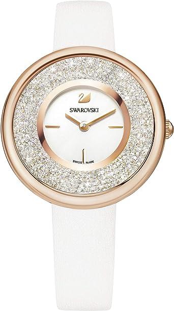 Swarovski Reloj de mujer cuarzo analógico caja de 5376083: Amazon.es: Relojes