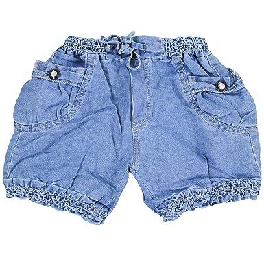Sotala Kinder Mädchen Aladin Pump Harem Shorts Kurze Jeans