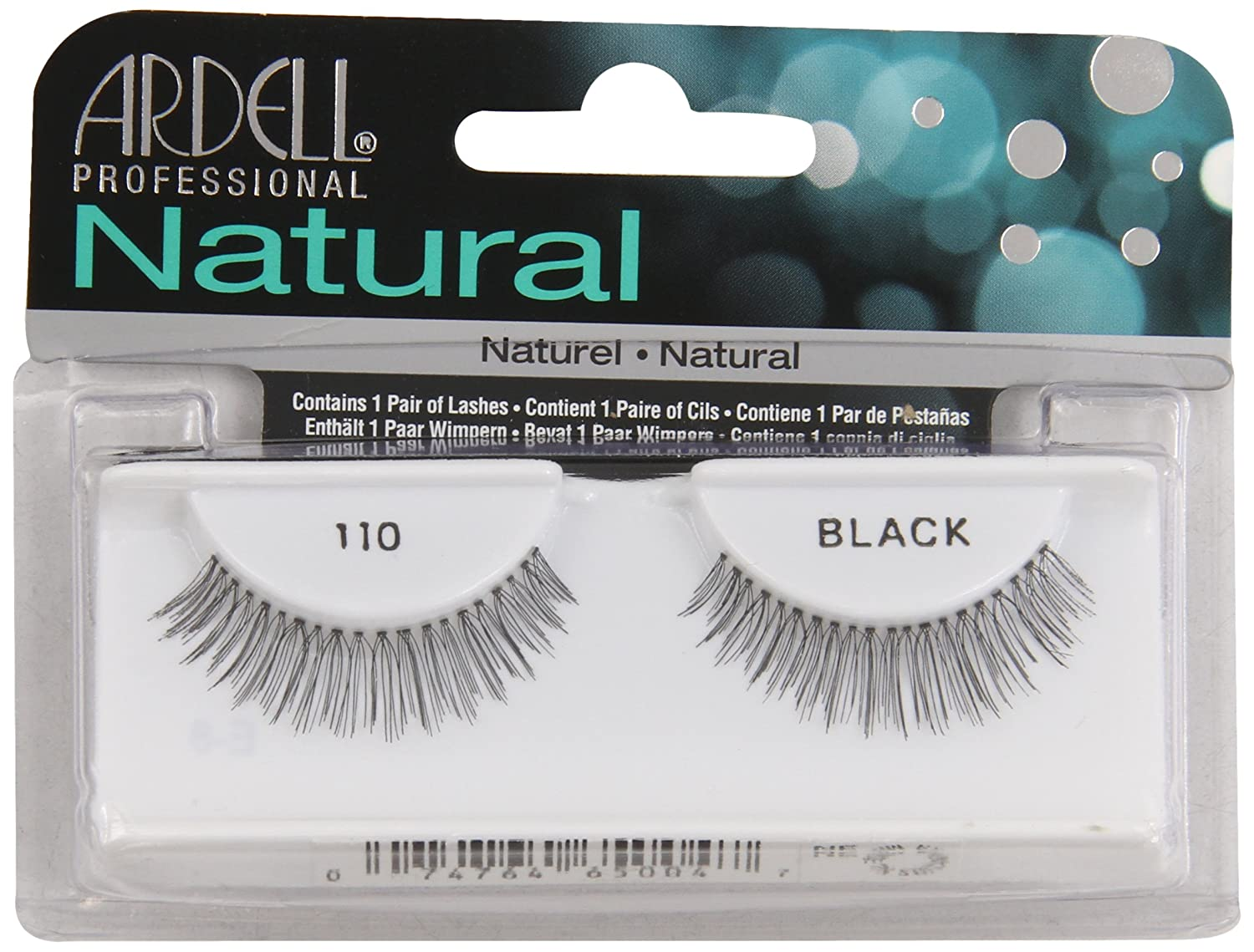 Ardell Fashion Lashes #110 (New Packaging)