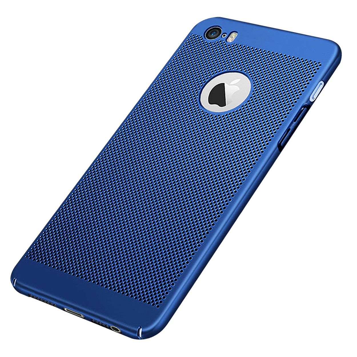 competitive price b9b77 c3ca5 Amazon.com: GerTong iPhone 5 5S SE Breathing Case, GerTong PC Mesh ...