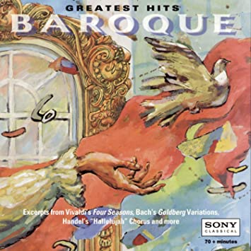 Image result for greatest hits baroque amazon