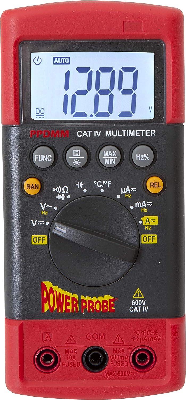 Power Probe Cat 4 multimetro
