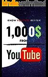 1000 Dollar From YouTube (Hindi Edition)