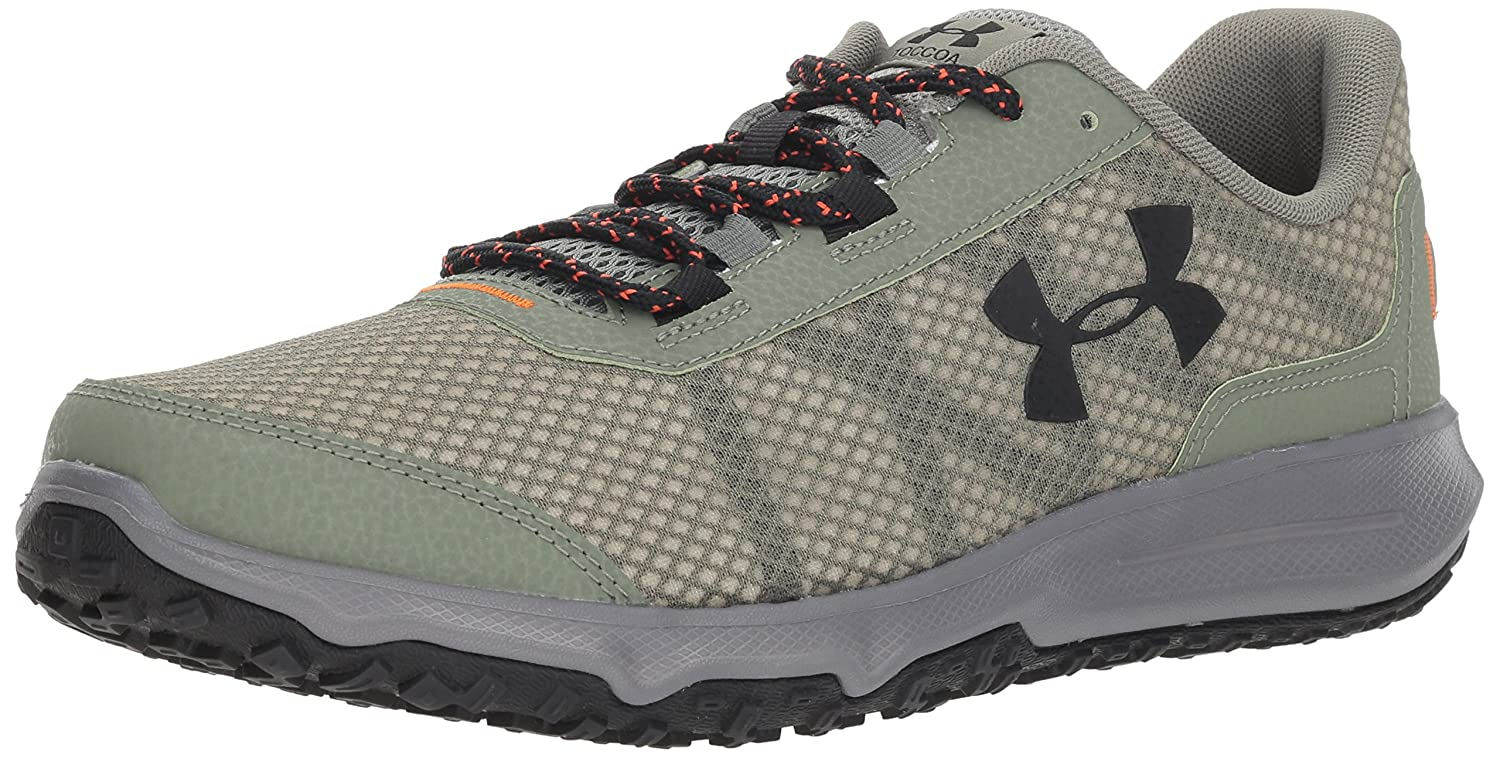 Under Armour Men's Toccoa Running Shoe B076QXLXCK 16 M US|Green