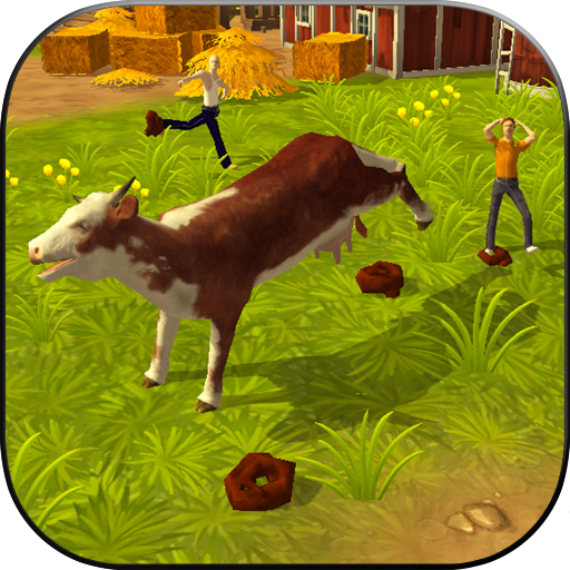 Football Atomic (Atomic Cow Simulator 3D)