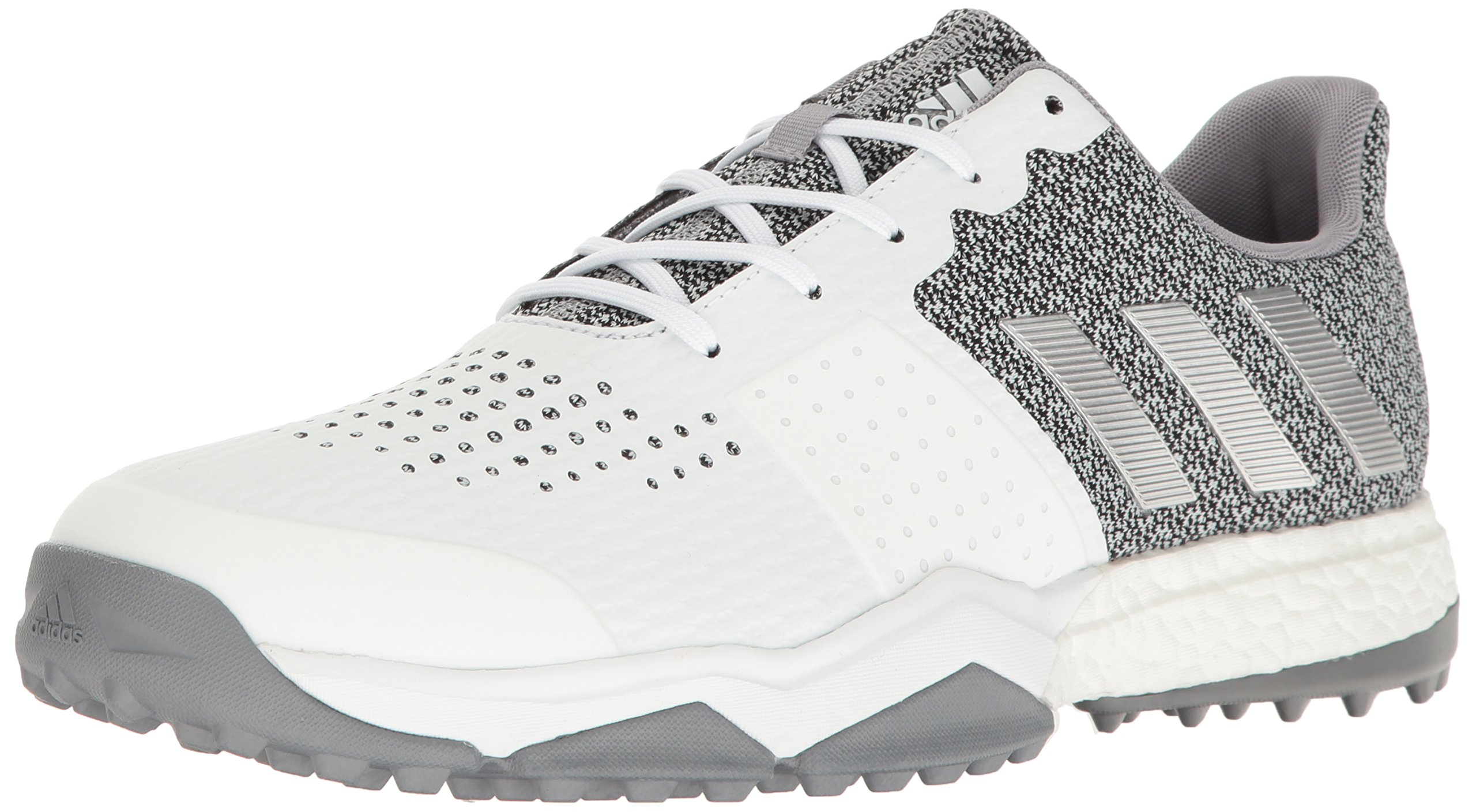 adidas Men's Adipower S Boost 3 Golf Shoe, White - 12 D(M) US by adidas