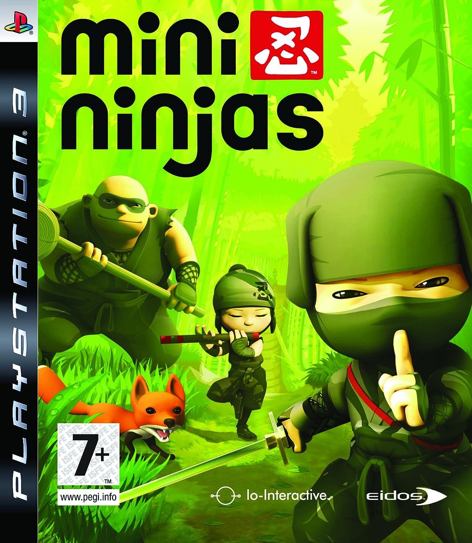 Mini Ninjas (PS3) [Importación inglesa]: Amazon.es: Videojuegos