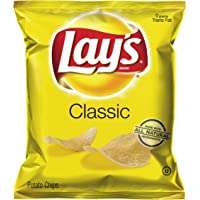 Lay's Potato Chips, Classic, 1.13 Ounce