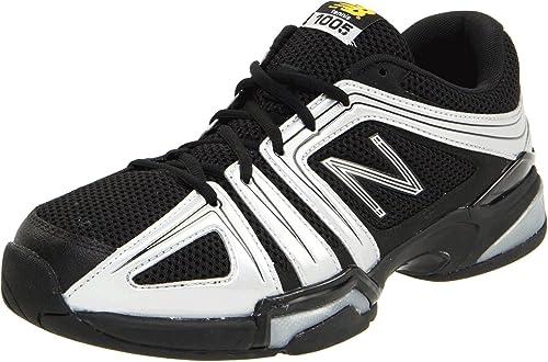 New Balance Mc1005Wp - Zapatillas de tenis, color Black With Silver, color 9.5 Uk: Amazon.es: Zapatos y complementos