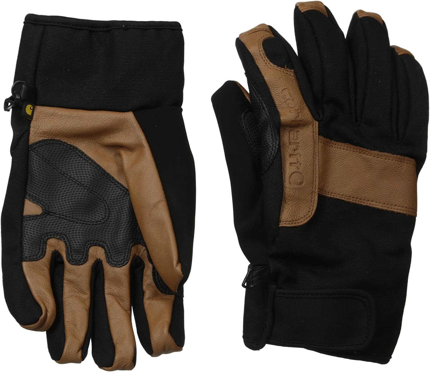 Black//Barley Carhartt Mens Cold Snap Insulated Work Glove XX-Large