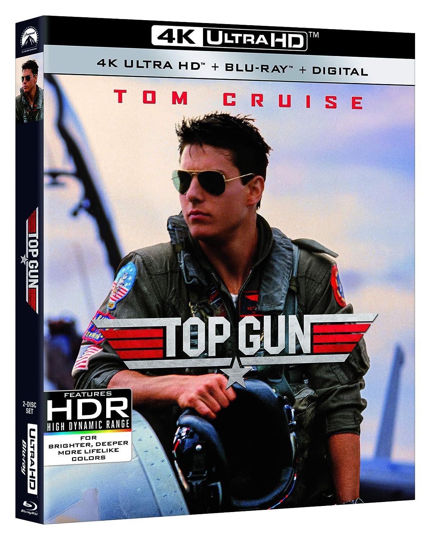 Top Gun Dropped To Below $20 On 4K UHD & $10 On Blu-Ray