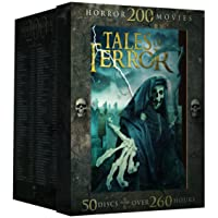 Deals on Tales of Terror 200 Classic Horror Movies Collection