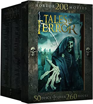 Tales of Terror on DVD