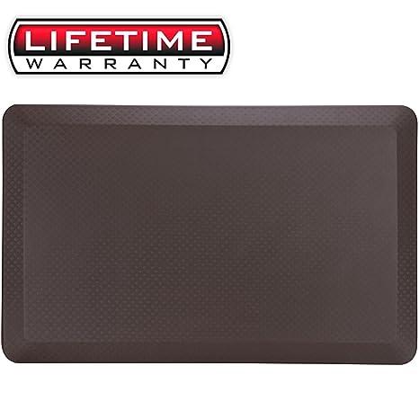 Amazon.com: CO-Z 3/4\'\' Thick Anti-Fatigue Comfort Mat Non-Toxic ...