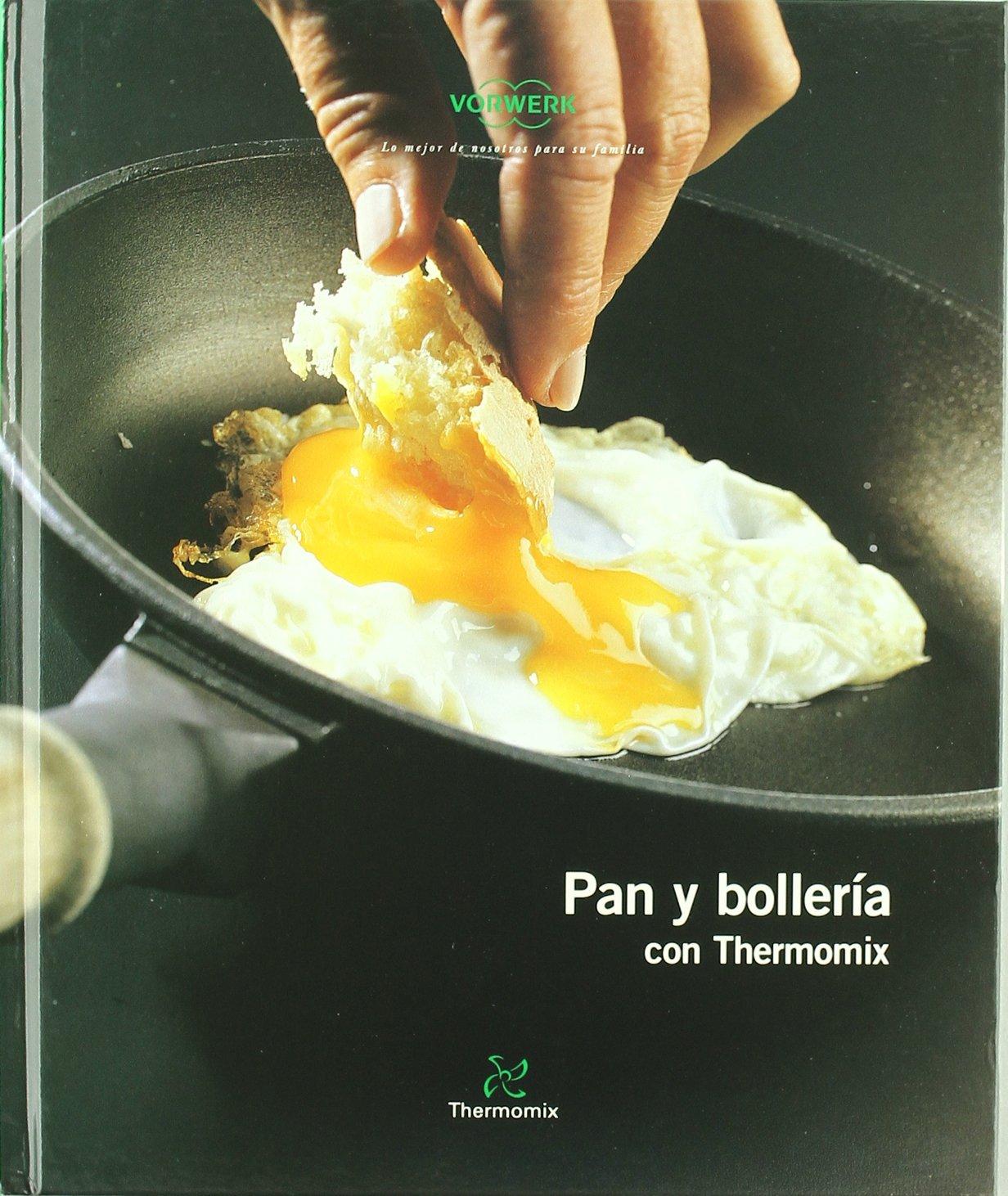 PANADERIA Y BOLLERIA TD: TERMOMIX: 9788461211708: Amazon.com ...