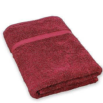 Hotel de lujo y Spa toalla toallas de baño de algodón turco, tamaño grande: Amazon.es: Hogar