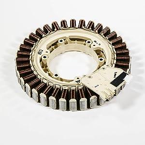 Samsung DC31-00111A Washer Drive Motor Genuine Original Equipment Manufacturer (OEM) Part