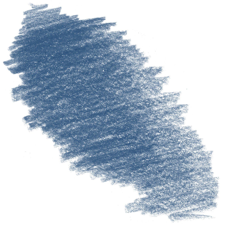 Neocolor II Caran dAche Watercolour Crayon Indigo Blue