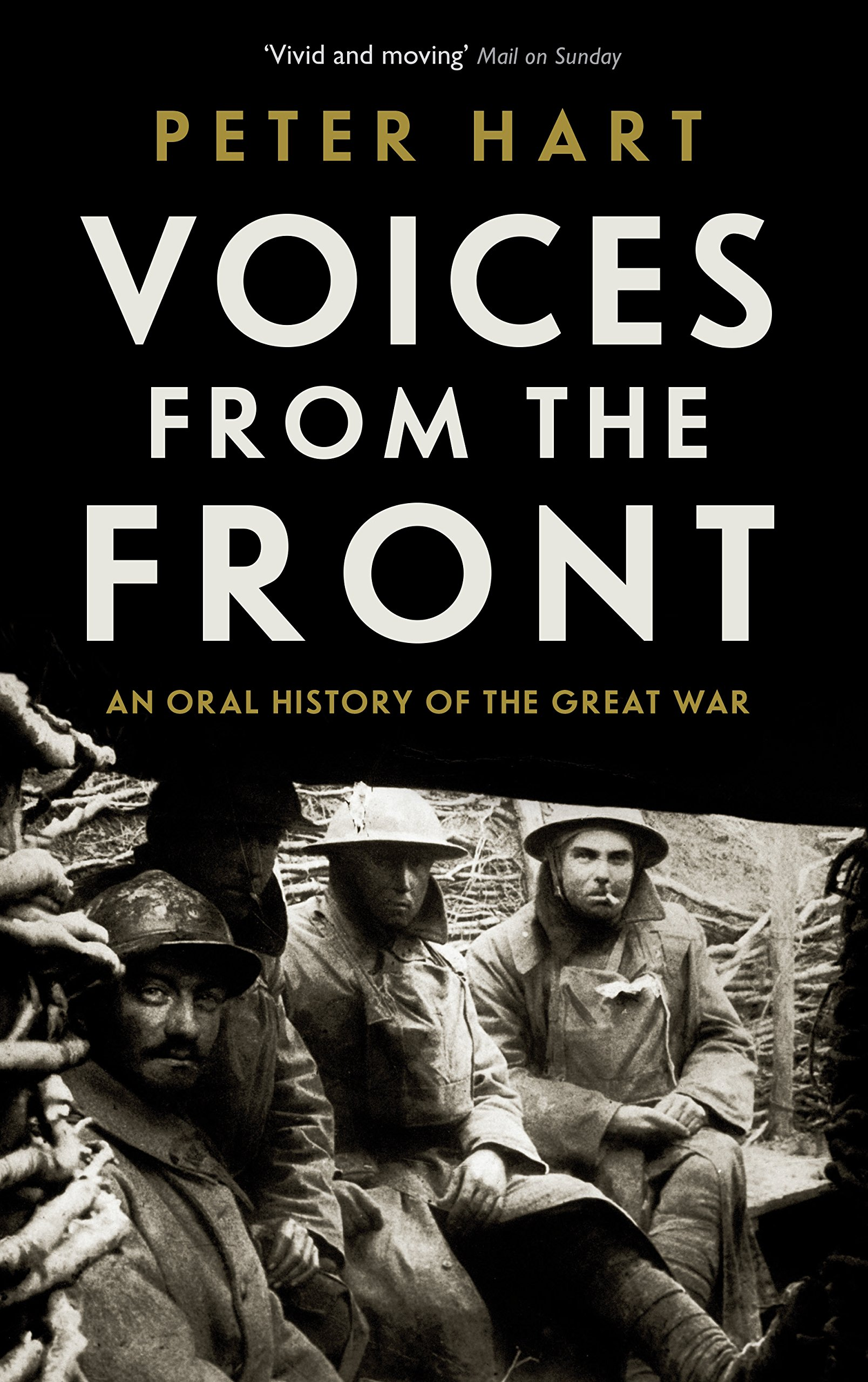 Download Voices from the Front: An Oral History of the Great War pdf